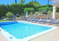 Villa Roselle, 914 Dunas Douradas pool