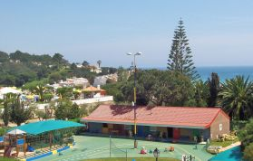 Kangaroo Children's Club, Children's play area (tennis valley) & Crazy Golf