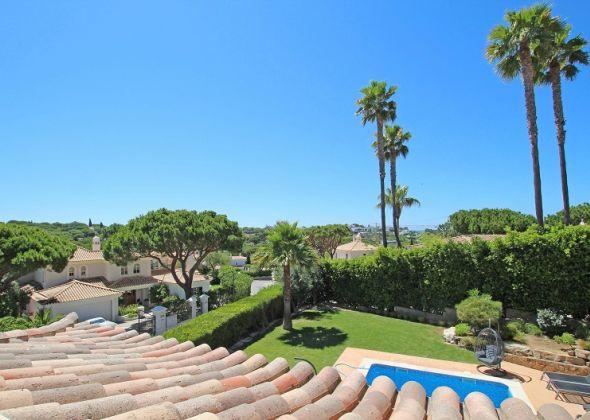 Villa Roselle - 914 Dunas Douradas - lovely distant sea views