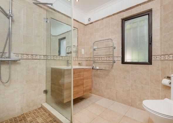 Casa Sophia, 627 dunas shower room