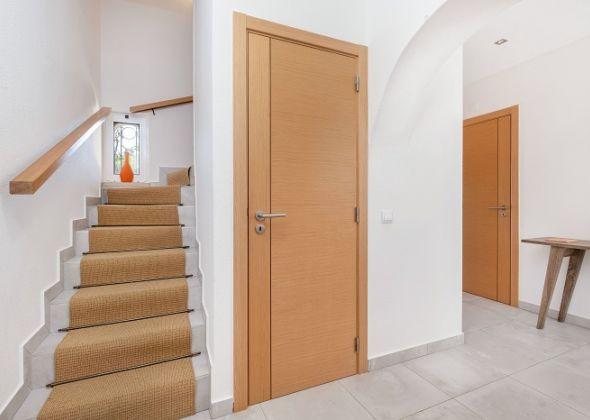 Villa Sola, 113 Dunas Douradas staircase