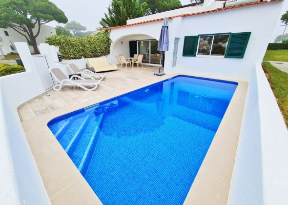 831 vale do lobo new plunge pool and terrace, walking distance to praca