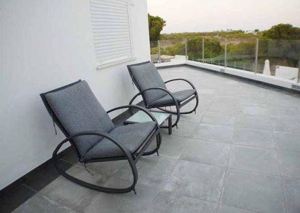 Villa Sola, 113 Dunas Douradas upper terrace