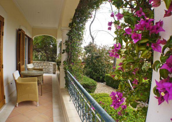 909 dunas douradas bedroom verandah