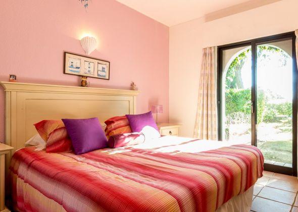 Dunas Douradas apartment 303a master bedroom