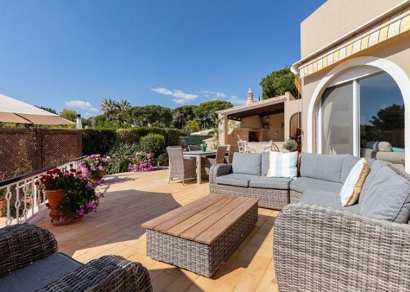 Villa Petra, 407 Dunas patio