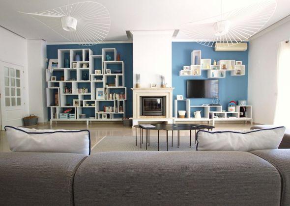 Villa Roselle, 914 Dunas Douradas living area