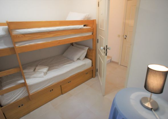 637BB vale do lobo bunk bedroom