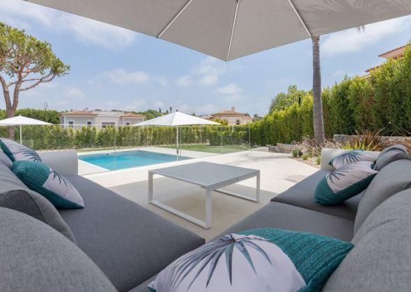Casa Sunscape, 906 Dunas exterior and pool terrace