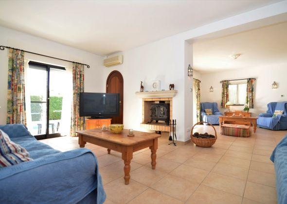 Villa Loro, 603 Dunas living area