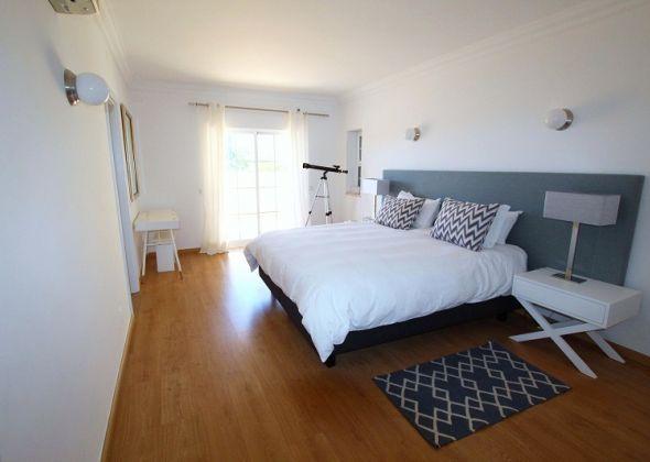 Villa Roselle, 914 Dunas Douradas master bedroom upstairs