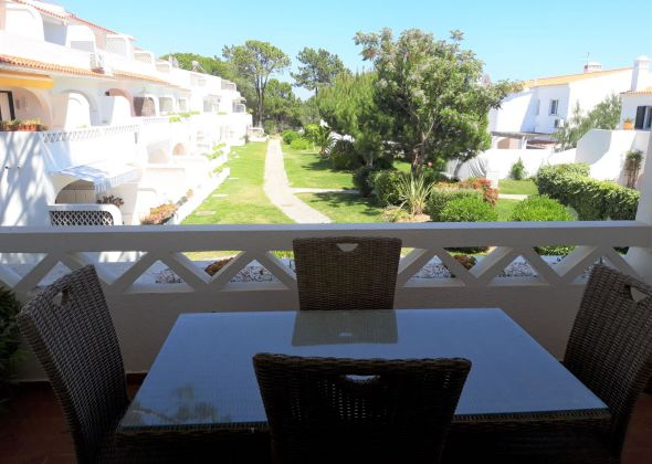 apartment 854c vale do lobo balcony