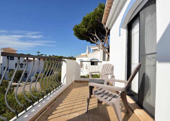 Villa Loro, 603 Dunas double bedroom terrace