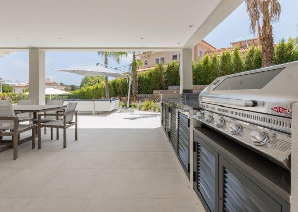 Casa Sunscape, 906 dunas BBQ area