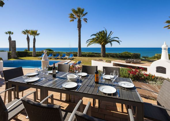 017A vale do lobo sea view and terrace