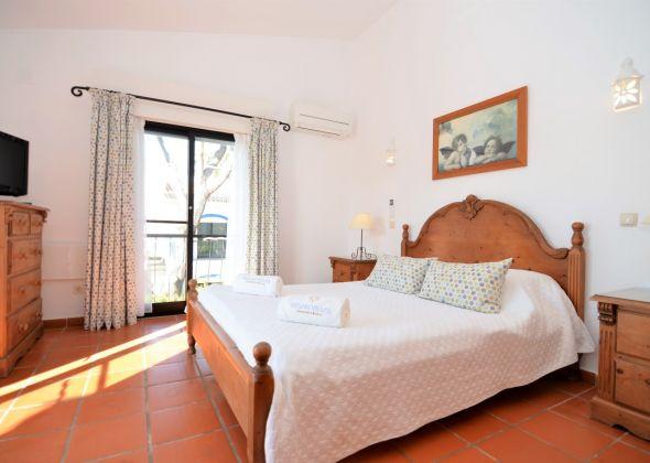 Villa Loro, 603 Dunas double bedroom