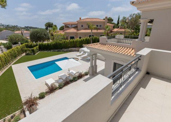 Casa Sunscape, 906 Dunas Douradas balcony view