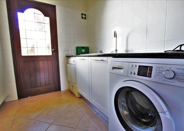 Dunas Douradas villa 918 utility area