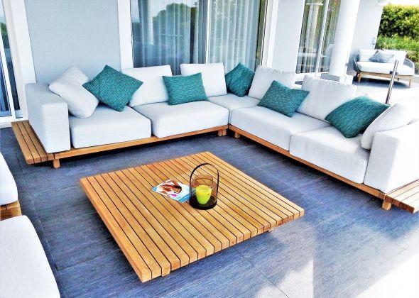 Villa Atlantico, 43 Encosta do Lobo, lounge terrace
