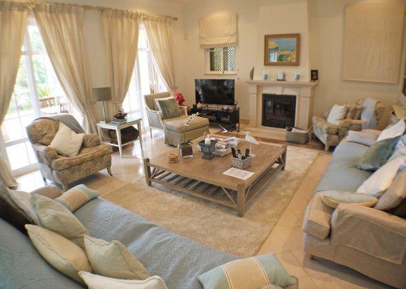 909 dunas douradas living area