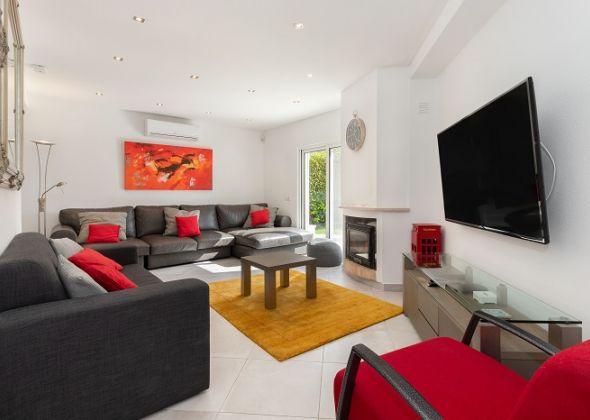 Villa Sola, 113 Dunas Douradas lounge