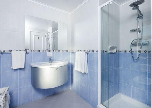 Villa Petra, 407 dunas shower room