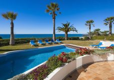 017A vale do lobo pool & sea view