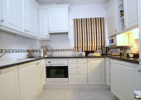 apartment 313d dunas douradas kitchen