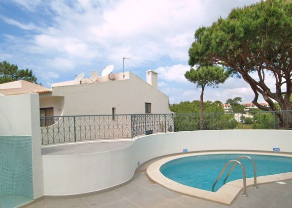 Pool terrace 941b vale do lobo