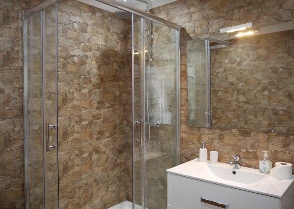 dunas douradas apartment 306d shower room