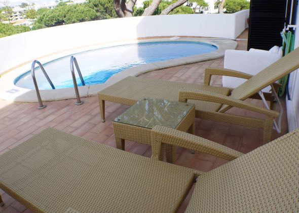 879ab vale do lobo pool terrace