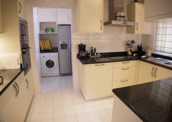 518 dunas kitchen